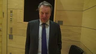 Suomi Gymnaestrada 2018 - Ilkka Kanervan tervehdys