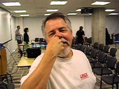 Doc Searls, famous Internet thought leader demonstrates his creative process