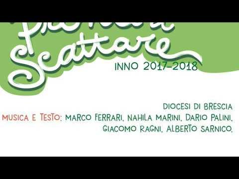 Pronti a Scattare - inno acr 2017/18 con testo