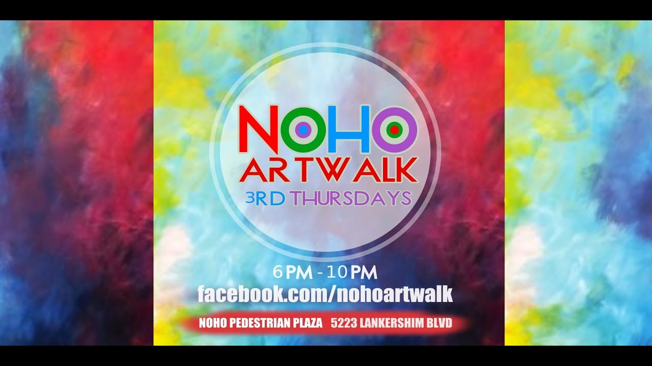 ***EMX Presents: NoHo ArtWalk (3rd Thursdays)_video2***