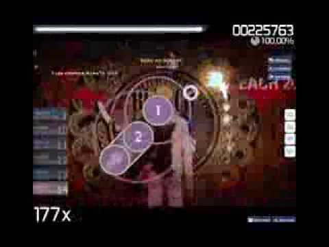 Osu! Bleach Harukaze by SCANDAL 100%