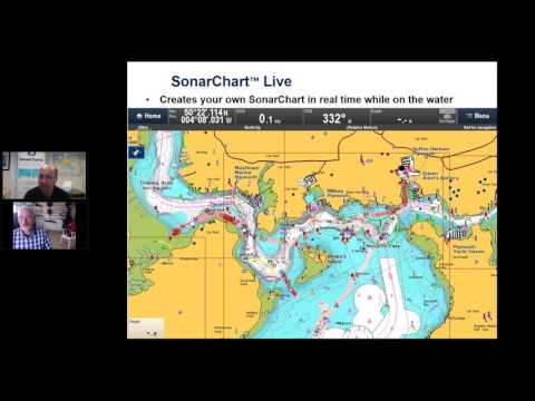 Webinar: Using the latest mapping technology to improve your fishing!