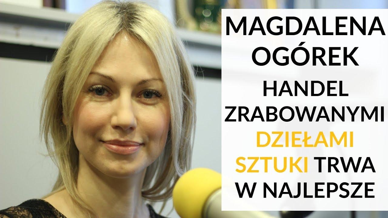 Magdalena Ogórek u Gadowskiego: Musiałam spojrzeć w oczy czystemu złu