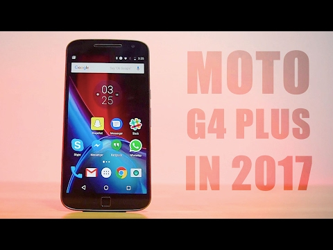Moto G4 Plus /w Nougat in 2017 - A 2nd Review