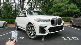 The 2020 BMW X7 M50i is the BEST BIG Luxury Family SUV on the Market!