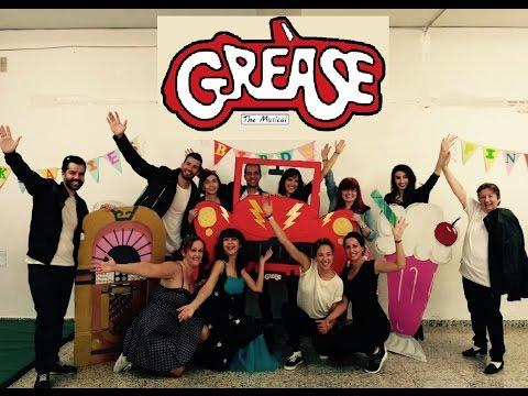 Grease 2017 El Musical CEIP Miraflores de los Ángeles