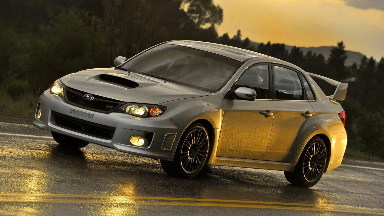 2013 Subaru Impreza WRX STI AWD 2.5 Boxer-4 Turbo 305 hp