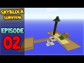 Minecraft Xbox - Skyblock Survival - The Mighty Farm Episode 2