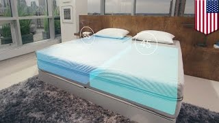 Smart bed technology: stop snoring with bed technology that helps you get better sleep - TomoNews