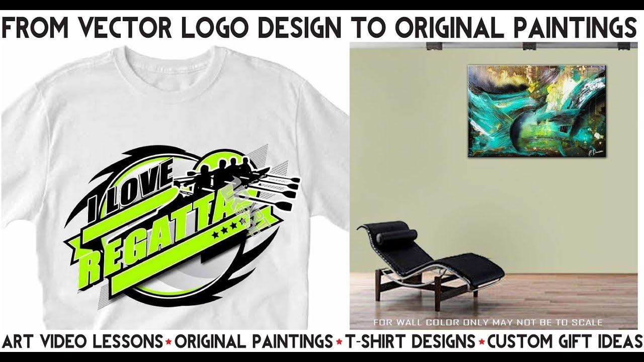 555043ef7 T-shirt logo design creative ideas: Wrestling generic vector logo design  for tshirt by urartstudio.com - contact us to request your custom vector  logo ...