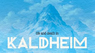 Life and Death in Kaldheim