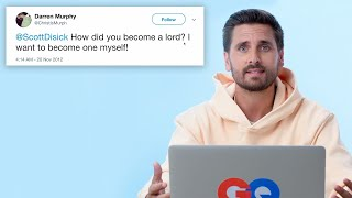 Scott Disick Goes Undercover on the Internet | GQ