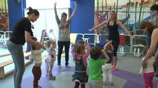 Разуванова Анна, детский фитнес — Onfit Awards 2014(, 2014-04-28T10:26:03.000Z)