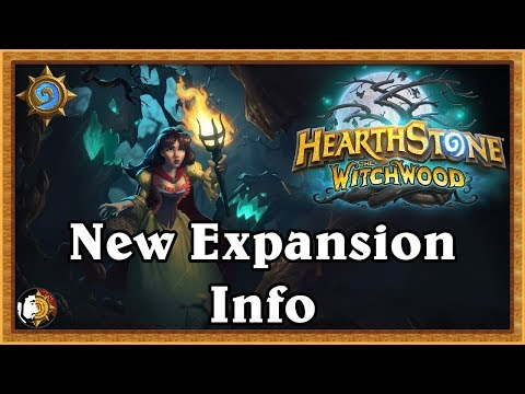 Hearthstone: New Expansion Impressions & Information - The Witchwood