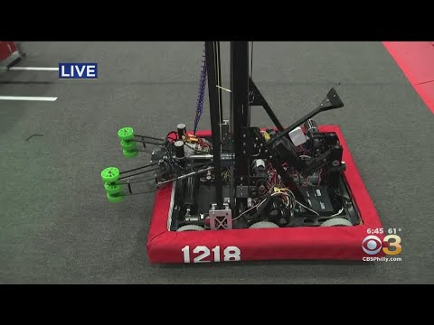 Springside Chestnut Hill Academy Prepares For Robotics Tournament This Weekend