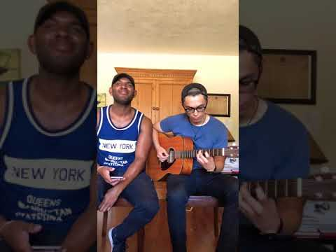 H.E.R - Could've been ft Bryson Tiller (J-Rican Acoustic Cover w/Eddie Atom)
