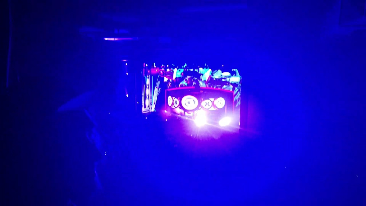 Excision Live Skrillex Rick Ross Purple Lamborghini Excision
