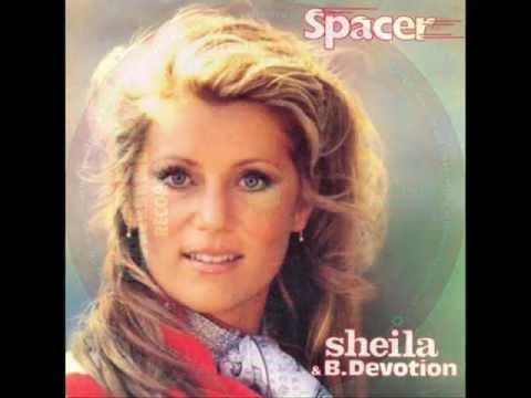 Sheila & The B. Devotion - Spacer - 1979
