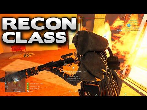 Battlefield 5 Recon Reconing