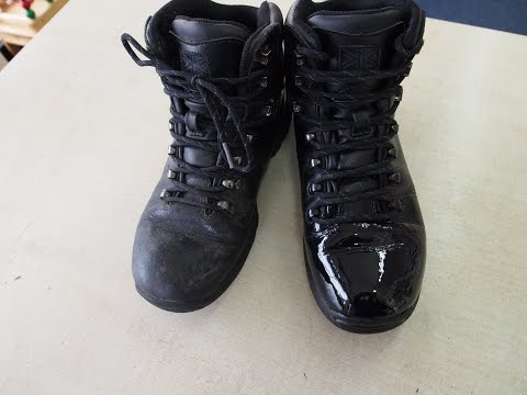 Army Boot Toe Cap Shine Easy (cheat)
