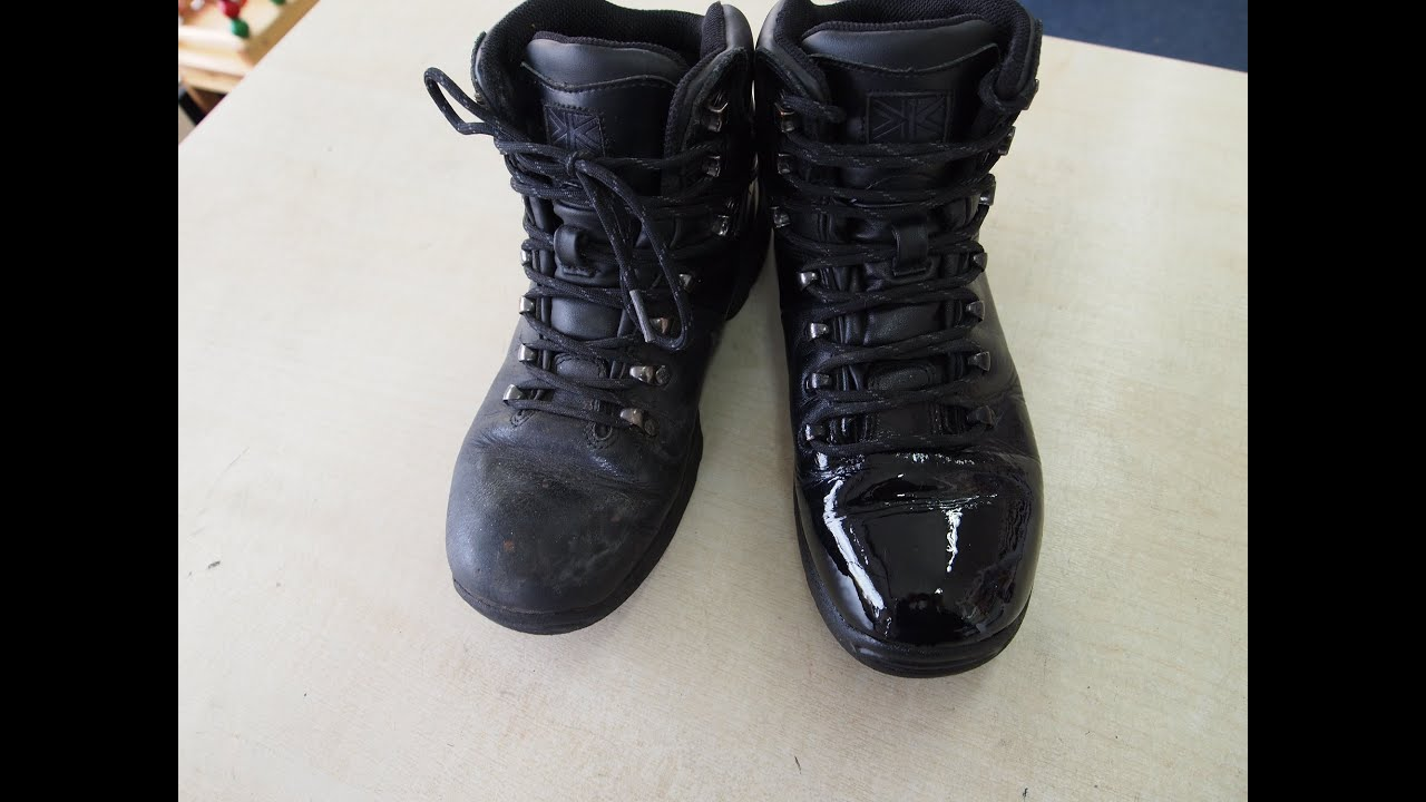 Best Working Black Shoes