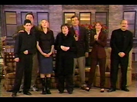 The Roseanne  Reunion 1998