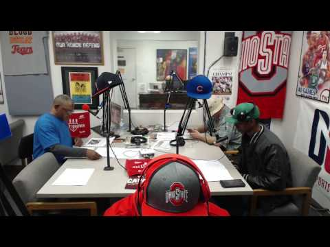 Central Ohio High School Showcase-Chad Douglas interview (Independence High School) 10.29.16