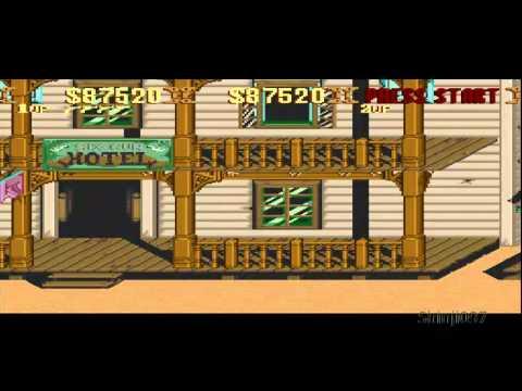Sunset Riders Arcade V.S. Snes