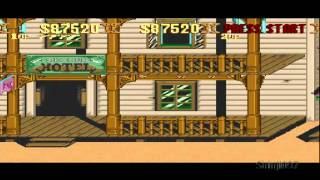 Sunset Riders Arcade V.S. Snes