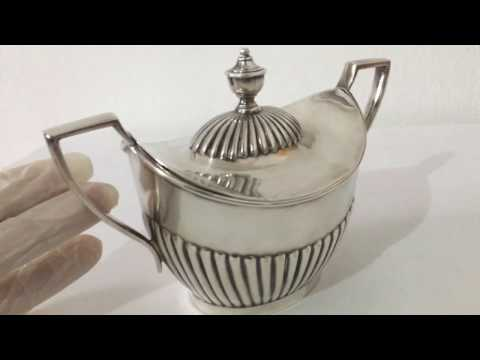 dating mappin webb silver plate marks