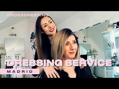 DRESSING SERVICE DAFNI GIRLS