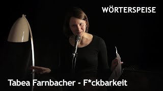 Tabea Farnbacher – F*ckbarkeit