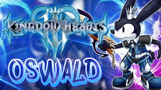 Kingdom Hearts 3 - Oswald The Lucky Rabbit Theory/Concept