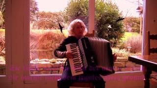 JENSEITS DES TALES - Deutsches Fahrtenlied - Akkordeonmusik