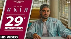 NAIN (Full Song) : Pav Dharia ft.Fateh   SOLO   New Punjabi Songs 2018   White Hill Music