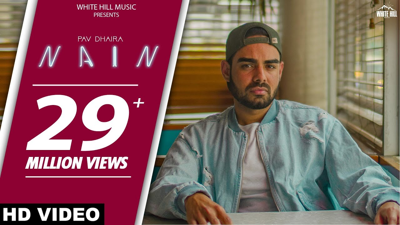NAIN  Full Song    Pav Dharia ft Fateh   SOLO   New Punjabi Songs     NAIN  Full Song    Pav Dharia ft Fateh   SOLO   New Punjabi Songs 2018    White Hill Music