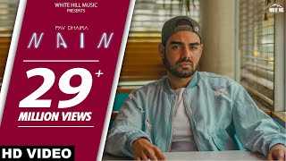 Pav Dharia NAIN (ft.Fateh) | Official Full Song [SOLO] New Punjabi Songs 2017 White Hill Music
