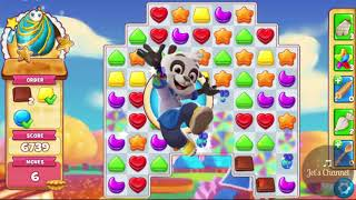 Cookie Jam | Level 31 - 40 | Match 3 Games & Free Puzzle Game | Jet's Channel screenshot 5