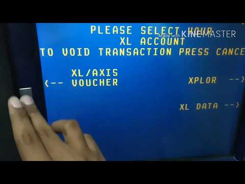 How to Top-Up your Phone Credit (Pulsa) via BNI ATM