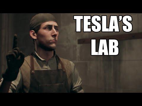 The Order: 1886 - Tesla's Lab