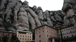 Santa Maria de Montserrat Abbey (Spain 2015)