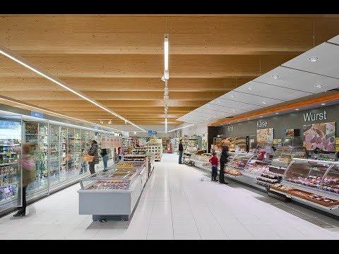 CRI and CCT in Supermarket Lighting Design