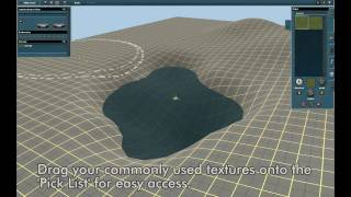 Trainz Simulator - Tutorial 1 - Creating a simple route in Surveyor