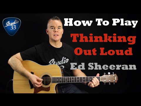 "how-to-play-""thinking-out-loud""-by-ed-sheeran,-easy-beginner-guitar-lesson-/-tutorial"
