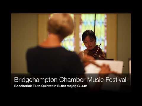 Boccherini: Quintet for Flute, Violin, Viola, and Two Cellos in B-flat major, G. 442