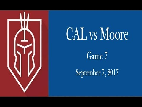 Christian Academy of Louisville Soccer 2017 vs Moore High School Game 7