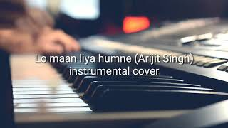 Lo maan liya humne instrumental cover by Shashank Mishra