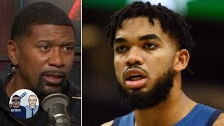 Jalen Rose appreciates Karl-Anthony Towns