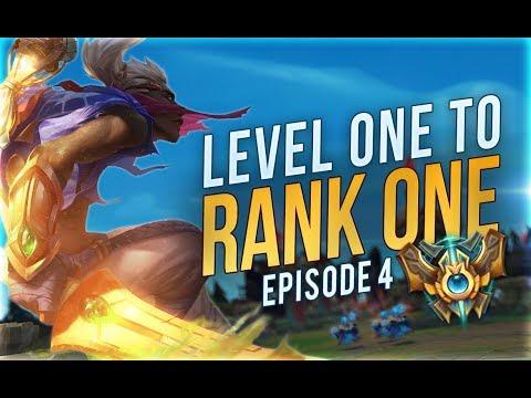 Level 1 to Rank 1 | Episode 4