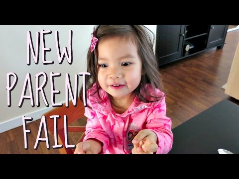 NEW PARENT FAIL! - May 17, 2016 -  ItsJudysLife Vlogs thumbnail